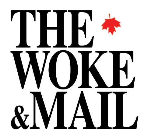 The woke and mail