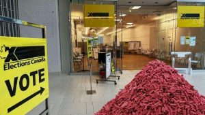 Elections Canada Orders Massive Shipment of Erasers Ahead of Election Day
